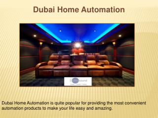 Philips Dynalite Home Automation