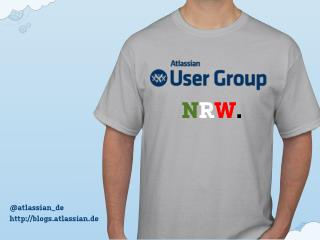 Atlassian User Group NRW