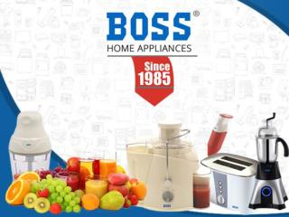 kitchen appliances online india :: BOSS ELECTRICALS