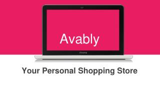 Avably - Online Jewelry Store