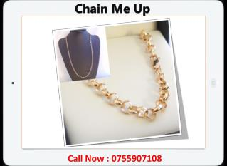 Buy Gold Necklaces for Women