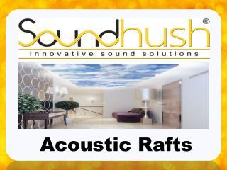 Acoustic Rafts