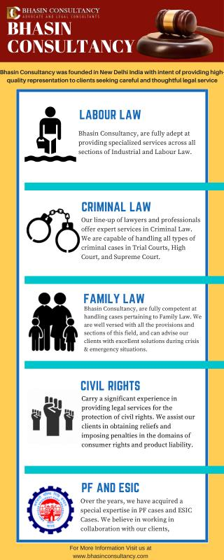 Family Law Office In Delhi