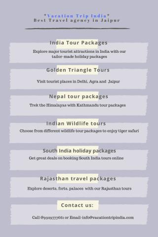 Book golden triangle tour online from Vacation Trip India