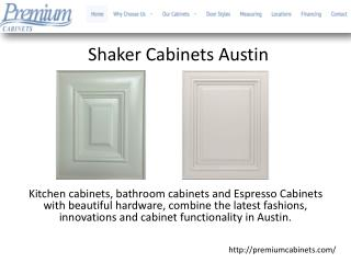 Discount Cabinets Austin