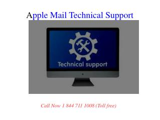 1 844 711 1008 Apple Mail Technical Support & Customer Service Phone Number