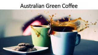 Australian Green Coffee - Addiscoffee