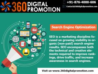 Best Search Engine Optimization Services in Delhi  91-867-4000-606