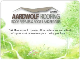 Hire Roof Repairs Services in Eastwood