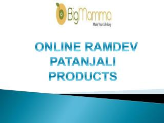 Patanjali Products Store in Noida