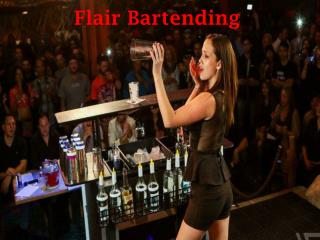 Flair Bartending - bartender4you.co.uk