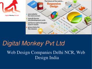 Web Design services provider in Delhi NCR