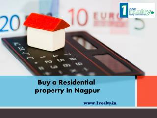 Buy a Residential property in Nagpur