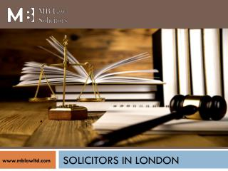 Expert Planning Lawyers Middlesex, London