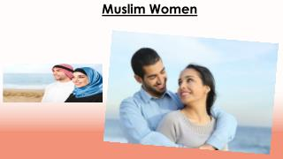 Muslim Women-islamic-marriage.com
