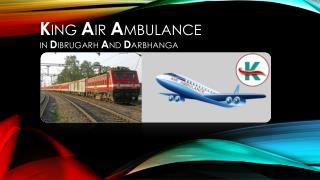 Need Emergency Air Ambulance Services in Dibrugarh – Contact Us