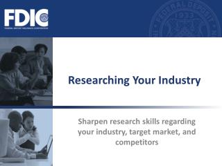 Researching Your Industry