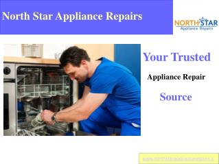 Same Day Appliance Repair Service Mississauga - North Star Appliance Repairs
