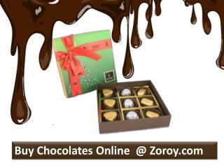 Zoroy - Buy Chocolates Gift Online
