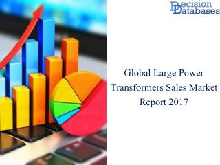 Worldwide Large Power Transformers Market Manufactures and Key Statistics Analysis 2017