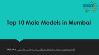 Top 10 male models in Mumbai (Modelling Agencies Mumbai)