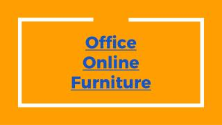 office online furniture