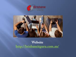 Get the Best Internet Security from Brisbane IT Guru