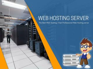 Managed hosting