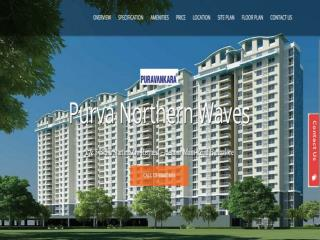 Purva Northern Waves | Hennur Road Bangalore