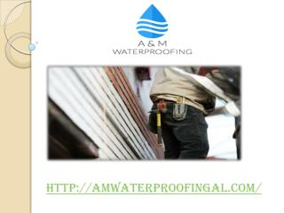 A and M Waterproofingal