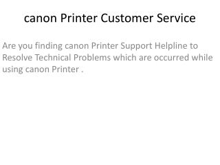 1-855-233-7309 Canon Printer Customer Support Phone Number