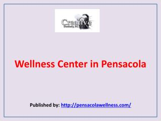 Wellness Center in Pensacola