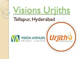 Get More detail Visions Urjith Price List