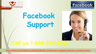 Is Facebook Support truly effective 1-888-514-9993?