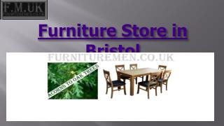 Furniture Store in Bristol