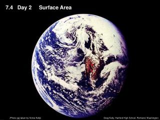 7.4   Day 2     Surface Area