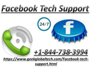 Need help then call at Facebook Tech Support  1-844-738-3994 toll-free