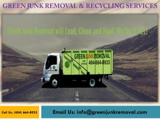 Warehouse Cleanout And Junk Removal Specialist