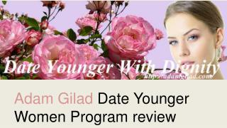Date Younger With Dignity review