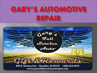 Chandler Auto Glass Repair