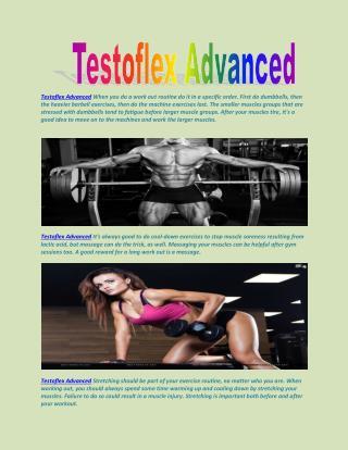 http://www.healthbuzzer.com/testoflex-advanced/