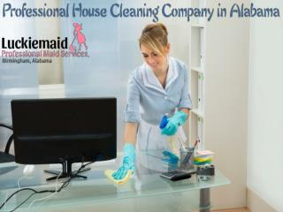 Professional House Cleaning Company in Alabama