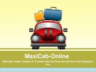 7 Seater Maxi Cab | 7 Seater Maxitaxi