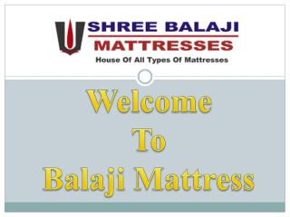 How to buy best mattress in Mumbai offers at a reasonable price?