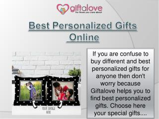 Find Best Personalized Gifts Starting at 249!