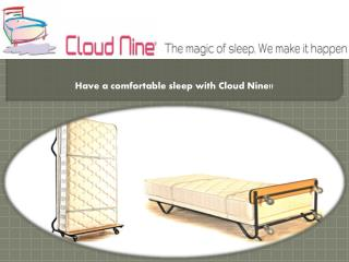 The Functional Bedding Solutions - Cloud Nine