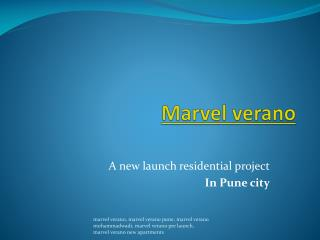 Marvel Verano pune new luxury apartments details
