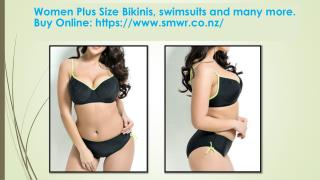 Plus Size Swimwear & Swimsuits from smwr