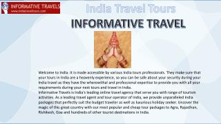 Incredible Golden Triangle Tour