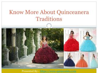 Quinceanera Traditions  in Austin, Texas